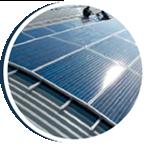 estructuras para paneles solares en techos y cubiertas